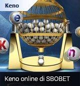 SBOBET Asia Keno